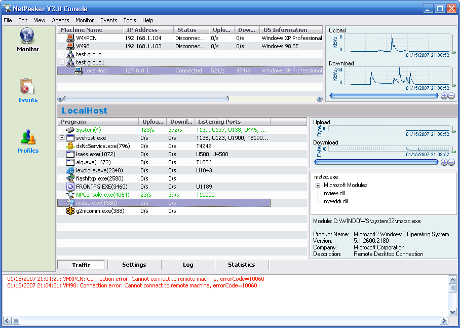 NetPeeker 3.10 [FULL Version] Download